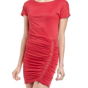 BCBG Maxazria Kian Red Dress